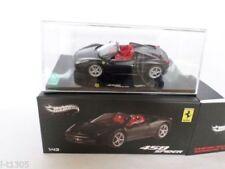 Voitures, camions et fourgons miniatures noirs pour Ferrari 1:43