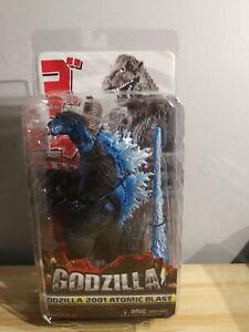 NECA Godzilla 2001 Atomic Blast Action Figure New MOC