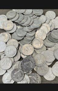 1965 - 1969 Kennedy Half Dollar 40% Silver