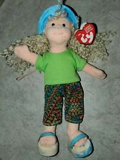 TY Teenie Beanie Boppers Witty Wendy Doll