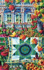 SUNSOUT JIGSAW PUZZLE ATHENAEUM AUTUMN DIANE PHALEN 1000 PCS QUILTS #14683
