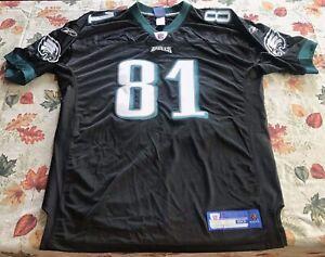 Reebok NFL Equipment Philadelphia Eagles Owens 81 Mens 50 Football Jersey NWOT