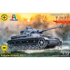 Panzer 4 Tank Model Kit 1/72 Scale - Pz Kpfw IV Ausf F2 Military Models Kits