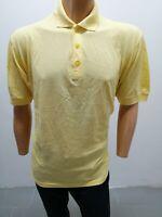 Polo VALENTINO Uomo Taglia Size XXL T-shirt Man Maglia Manica Corta Cotone 7882