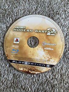 Jeu PS3 Call Of Duty Modern Warfare 2 CD seule