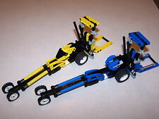 Lego 8238 Dueling Dragsters Technic Speed Slammers Complete #2