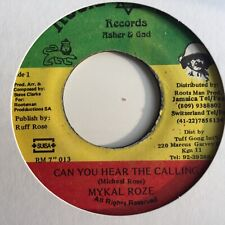 Mykal Rose; Can You Here Me Calling / Version Kette Keyboo ROOTSMAN MA RECORDS