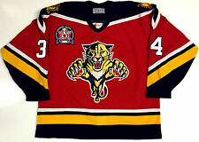 JOHN VANBIESBROUCK AUTHENTIC CCM FLORIDA PANTHERS 1996 STANLEY CUP JERSEY 54