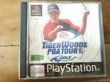JEU PLAYSTATION – JEU DE GOLF TIGER WOODS PGA TOUR