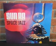 SUN RA & HIS ARKESTRA - Space Jazz 3LP, Limited Import PINK COLORED VINYL NEW