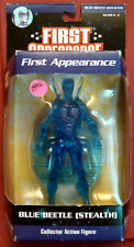 DC Direct First Appearance Blue Beetle (Stealth) action figure MIP