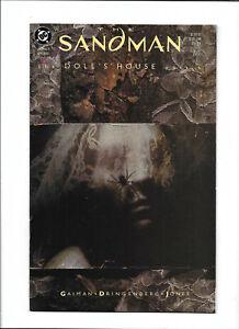 SANDMAN #15 [1990 VG-FN] 'THE DOLL'S HOUSE' pt.6
