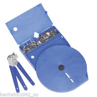 CV JOINT BOOT UNIVERSAL CLAMP PLIERS BANDS WITH TOOL KIT