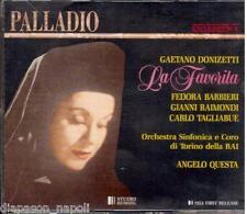 Donizetti: La Favorita / Questa, Barbieri, Tagliabue, Raimondi - CD