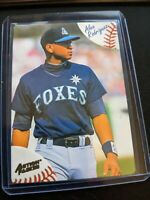 1994 94 Action Packed Appleton Foxes Alex Rodriguez Rookie RC #1, Gold Foil Rare