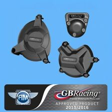BMW S1000RR - GB Racing Engine Case Cover / Slider Set - S1000R HP4 GBRacing