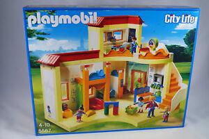 Playmobil City Life 5567 Kita Sonnenschein Neuware / New