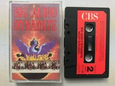 K7 cassette TAPE big audio dynamite c1