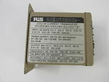 RiS ROCHESTER CCC-1B CURRENT TRANSDUCER