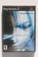 Galerians Ash PS2 US NTSC in Good and Complete Condition