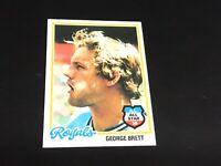 Topps 1978 George Brett - Kansas City Royals #100 NM HOF Take A Look