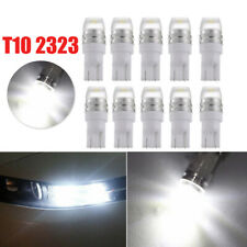 10pcs Super White T10 Wedge 2323 SMD High Power LED Light Bulbs W5W 192 168 194