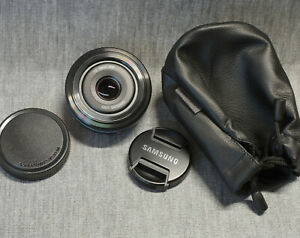 Samsung Objektiv NX30mm 1:2