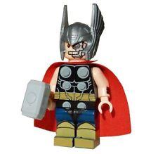**NEW** LEGO Custom Printed RAGNAROK Marvel Universe Thor Minifigure
