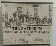 "1883 The Gathering 11"" x 17"" Butch Cassidy Sundance Kid Wyatt Morgan Earp New"