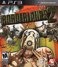 Borderlands 2 PS3 Great Condition Complete Fast Shipping