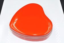 8 × New Heart Shape Metal Tin Trinket Storage Case Gift Box For Wedding Party