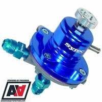 AN -6  JIC -6 Dash 6 Sytec FSE Adjustable Fuel Pressure Regulator 1-5 BAR 1:1