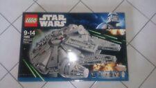 Lego Star Wars 7965 Millennium Falcon incl Figuren BA und OVP