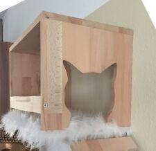 Schlafplatz - Wandpark - Kratzbaum Podest Schlafhöhle zum aufhängen