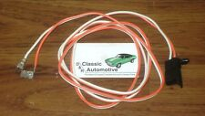 Console Wiring Harness  Made in USA 67 Camaro Manual Transmission no-gauges