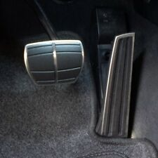 Genuine BMW Automatic Stainless Steel Pedal Pads Set Fits To More Than One Model