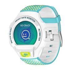 Smartwatch Alcatel GO SM03 3.1 cm 1.22 Zoll Weiß, Grün, Blau _ Kundenrücksender