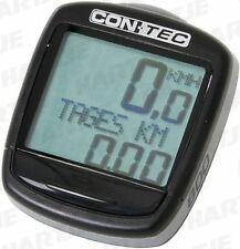 Compteurs et GPS de vélo gris