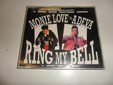 Cd   Monie Love vs.  Adeva  ‎– Ring My Bell