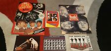 More details for old postcard collection, magazines -  the beatle's