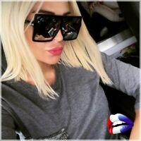 💯 Lunettes de soleil sunglasses style carré GY homme femme oversize VENCHY💯