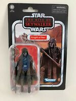 NIP KENNER STAR WARS KNIGHT OF REN FROM THE RISE OF SKYWALKER VINTAGE COLLECTION