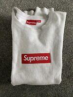Medium Supreme Box Logo Plastic Carrier Bag
