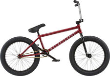 "2018 WTP Crysis Complete BMX Bike 21"" TT Metallic Red We The People Full 4130"