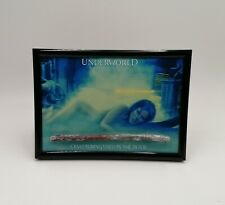 UNDERWORLD AWAKENING PROP CRYO TUBE PIECE DISPLAY COA SELENE