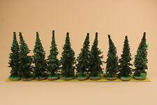 V793 FR maquette Ho train diorama Ref 8603 10 ex sapin tronc bois socle 90mm