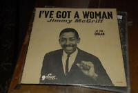 Jimmy McGriff LP I've Got a Woman Sue Records Mono 1012 orig US press soul jazz