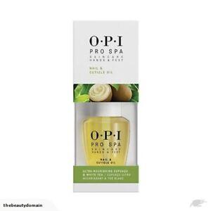 OPI Pro Spa Nail & Cuticle Oil 14.8ml Nourishing Manicure Nail Treatment Free AU