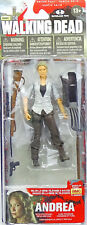 "ANDREA 5"" /12cm ACTIONFIGUR THE WALKING DEAD McFARLANE TOYS AMC TV SERIE NEU"