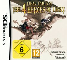 Final Fantasy: the 4 Heroes of Light DS New & OVP